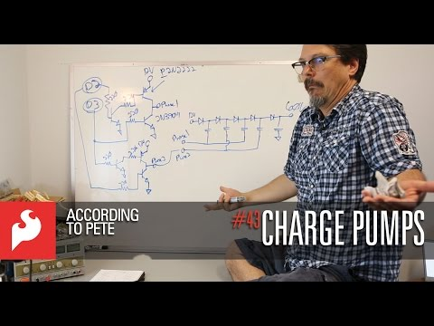 SparkFun According to Pete #43 - Charge Pumps