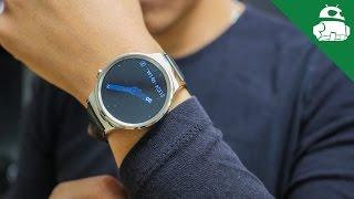 Huawei Watch Review!