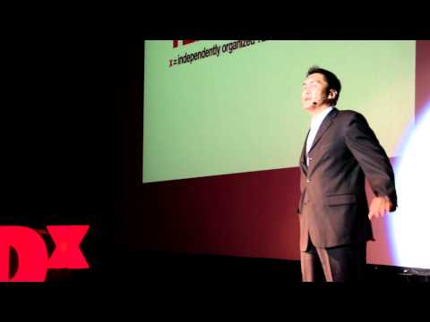 A Social Stress: Zolbayar Amai Jambalsuren at TEDxUlaanbaatar