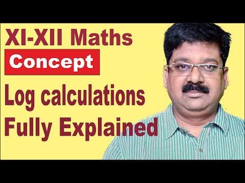 Log & Antilog calculations Fully Explained | Log | Antilog | Log calculation | taking antilog |