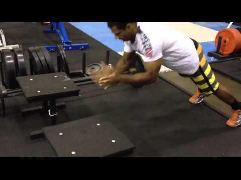 MMA Joint Durability work