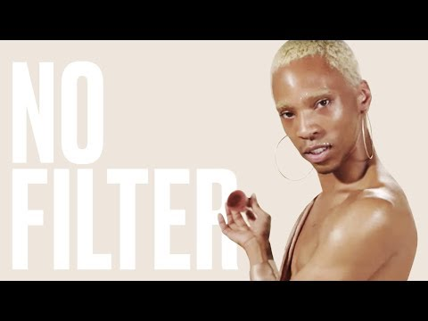 5 People Try Rihanna's Fenty Body Lava on Different Skin Tones | No Filter | ELLE