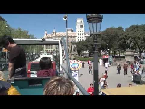 Espot de Barcelona Bus Turístic 2015