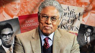 Thomas Sowell's Maverick Insights on Race, Economics, and Society