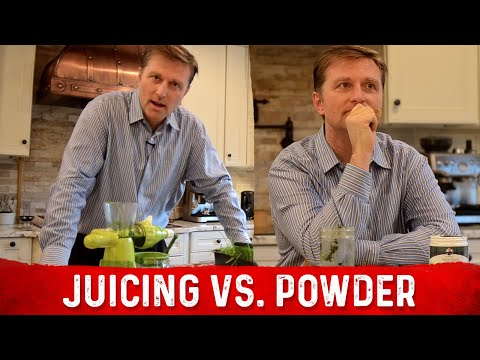 Wheatgrass Juicing vs. Wheatgrass Juice Powder Pros & Cons