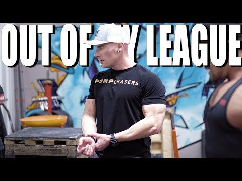 PUSHED TO MY LIMIT (Pro Bodybuilder Training) | Ft. Marc Lobliner & Big J