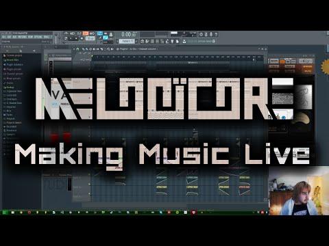 Melodïcore Makes Music Live Part 3: Commissions