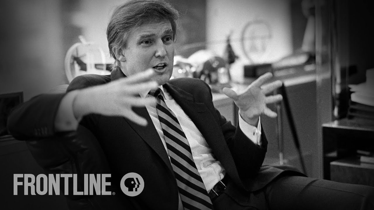 Inside the Bailout That Saved a Debt-Ridden Trump Organization | The Choice 2016 | FRONTLINE