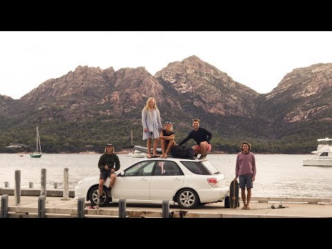 Roadtripping Tasmania - Australia's Hidden Gem