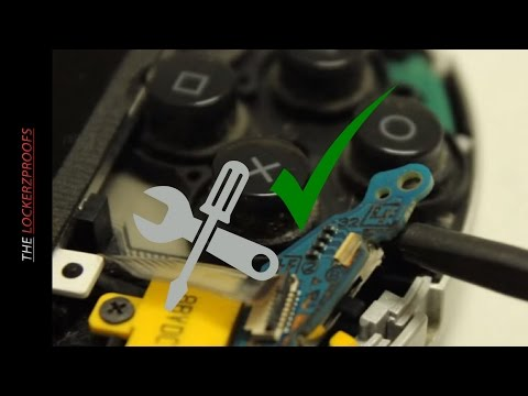 How To Fix/Repair PSP PowerSwitch/PowerButton