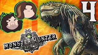Monster Hunter World: On the Hunt! - PART 4 - Game Grumps