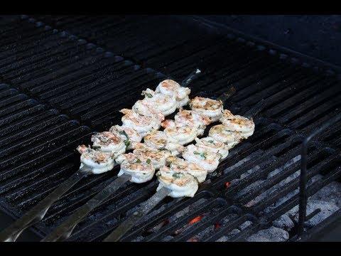 Southwestern Grilled Shrimp