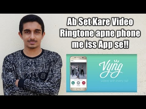 How to set video ringtones on your android phones