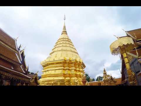Thailand: Wat Phra That Doi Suthep
