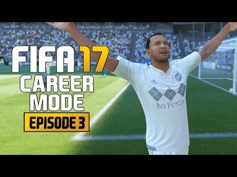 FIFA 17 - Career Mode Ep. 3 - Hot Start!