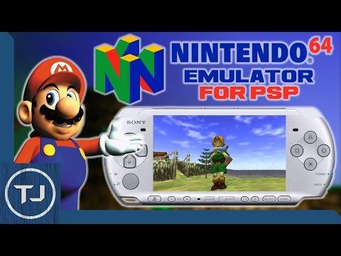 Nintendo 64 Emulator For PSP/PSP GO 2018! (DOWNLOAD) (LINK UPDATED!)