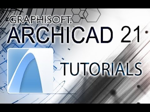 ArchiCAD 21 - 3D Design and Projects for Beginners [COMPLETE]