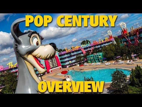 Disney's Pop Century Resort Overview | Walt Disney World