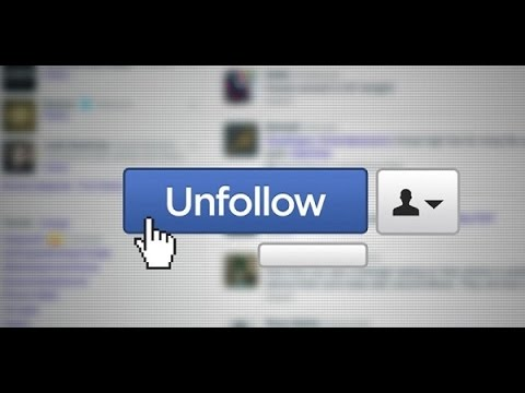 How To Unfollow ALL Facebook Friends at Once