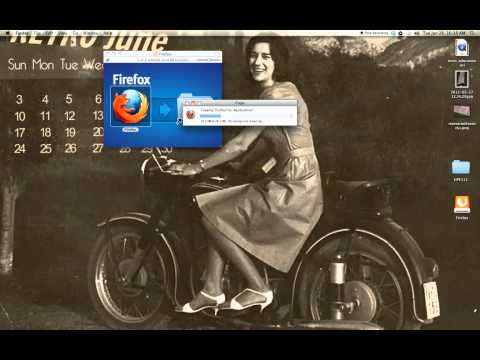 How to Install the Firefox Web Browser on your Mac