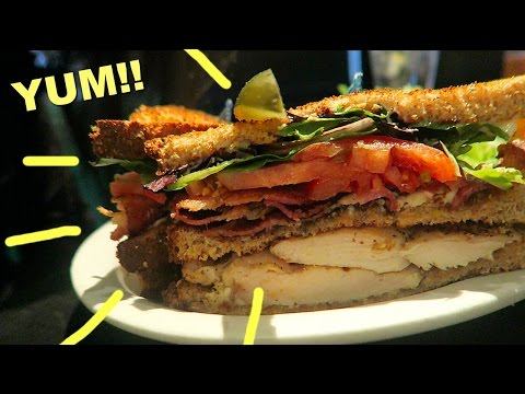 SOME OF THE BEST FOOD IN TORONTO