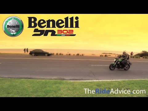 2015 Benelli BN 302 Review - Benelli BN 302 Road Test Review