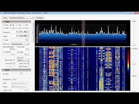 Radio Pilipinas (Philippines) 11720 kHz received in Moscow, Russia