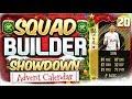 FIFA 18 SQUAD BUILDER SHOWDOWN!!! SIF LW SONALDO!!! Advent Calendar Day 20 vs AJ3FIFA mp3