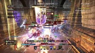ESO] Zerg Squad vs Dragon Bone EU S09E05 #the Mandela effect