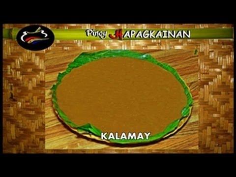 Pinoy Hapagkainan KALAMAY