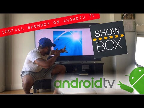 HOW TO DOWNLOAD SHOWBOX ON SONY BRAVIA ANDROID TV