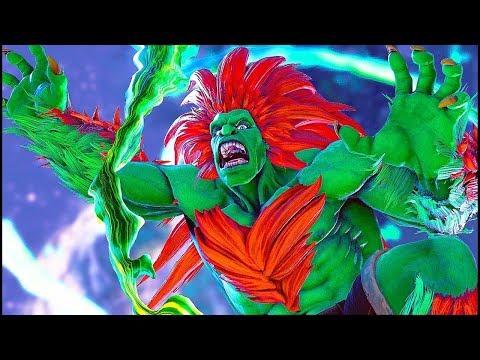 Street Fighter V: Blanka