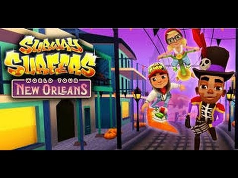 SUBWAY SURFERS -NEW ORLEANS- CHEATS *no root* [NEW UPDATE]