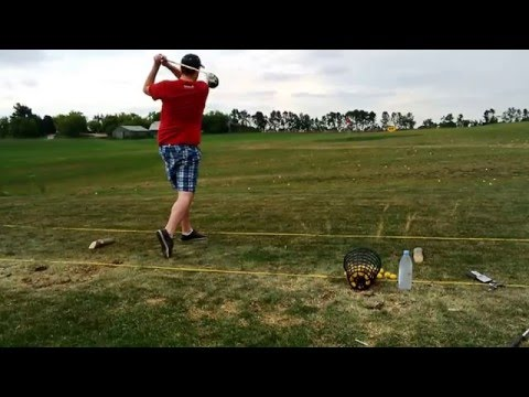 Paul Needs to Work on His Swing