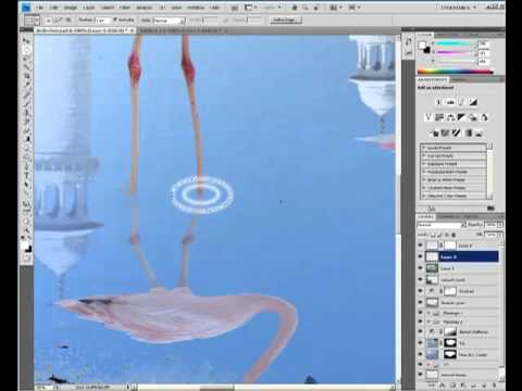 How to: Create Water Ripples - In Adobe Photoshop CS5