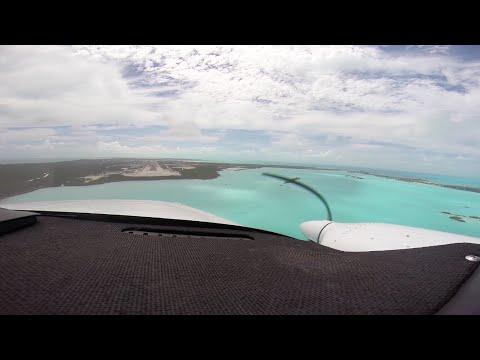 Piper Aztec / Canada to St.Maarten
