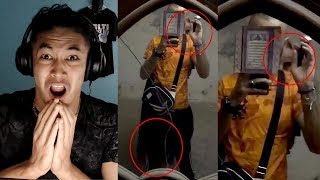 Reacting to Real Ghost 'BHOOT' Caught On Camera!