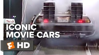 Iconic Cars in Movies Mashup | Movieclips