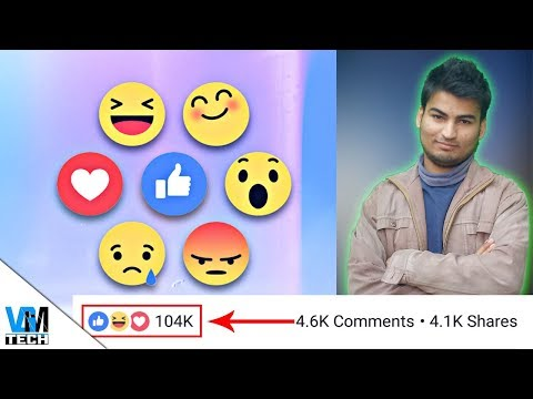 How to Increase Facebook Reactions Likes Heart on Your DP or Post (100% Working with Proof)
