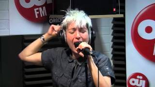 Jeanne Added - Look at them - Session acoustique OÜI FM
