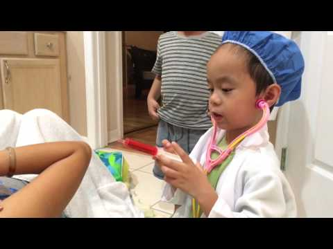 Doc McStuffins Farting Mommy Tummy Ache During Labor