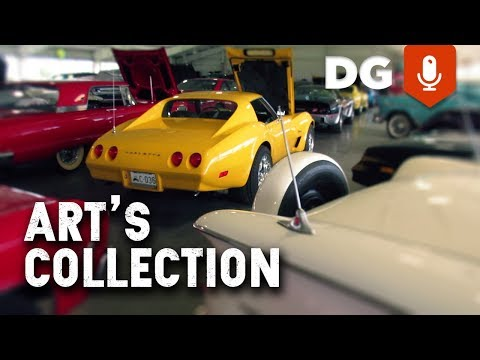 Art's Car Collection - Extended Scene