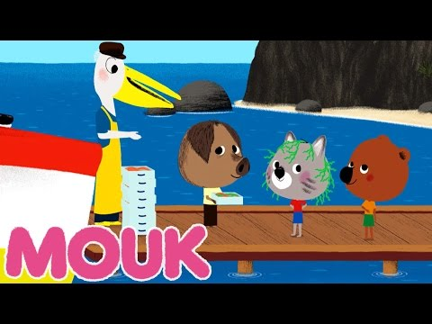 Mouk - Emilio's star (Spain) | Cartoon for kids