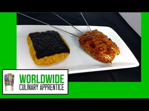 Eel Kabayaki - Lotus Root Kabayaki - Vegan Fish - Vegan Meat