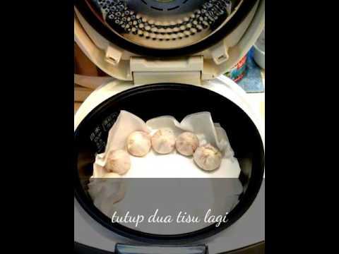 cara membuat Black Garlic