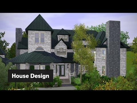 Wellington Manor | The Sims 3 House Building