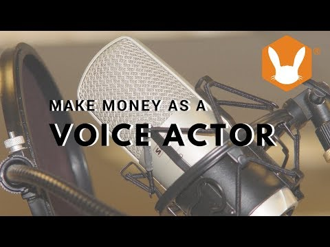 Voice Bunny Review - How to Make Money as a Voice Actor