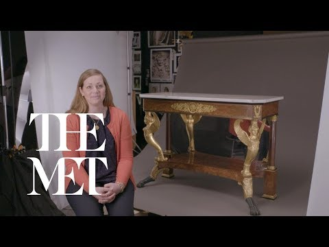 MetCollects—Episode 4 / 2018: Pier Table