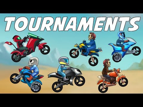 Let's play some Tournaments!