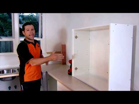 How to Install a Flat Pack Kitchen - Part 3 | Mitre 10 Easy As